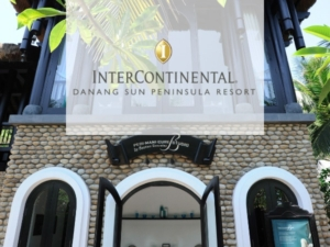 Intercontinental Danang sun