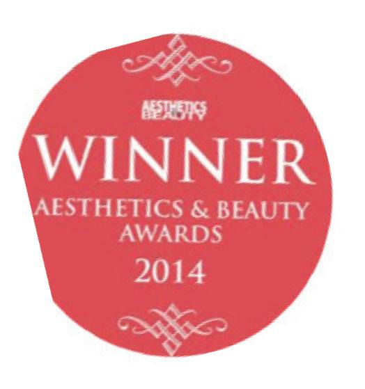 aesthetics beauty awards 2014