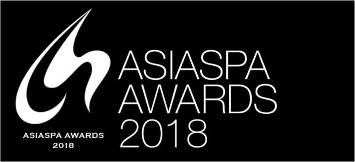 asiaspa awards 2018
