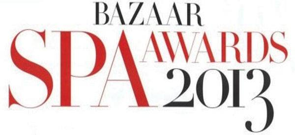 bazaar spa awards 2013