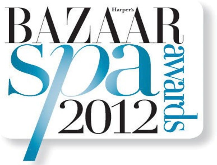 bazar spa award 2012