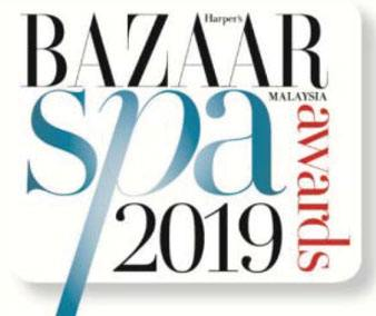 bazaar spa award 2019