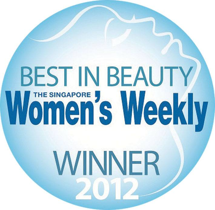 best in beauty winner 2012