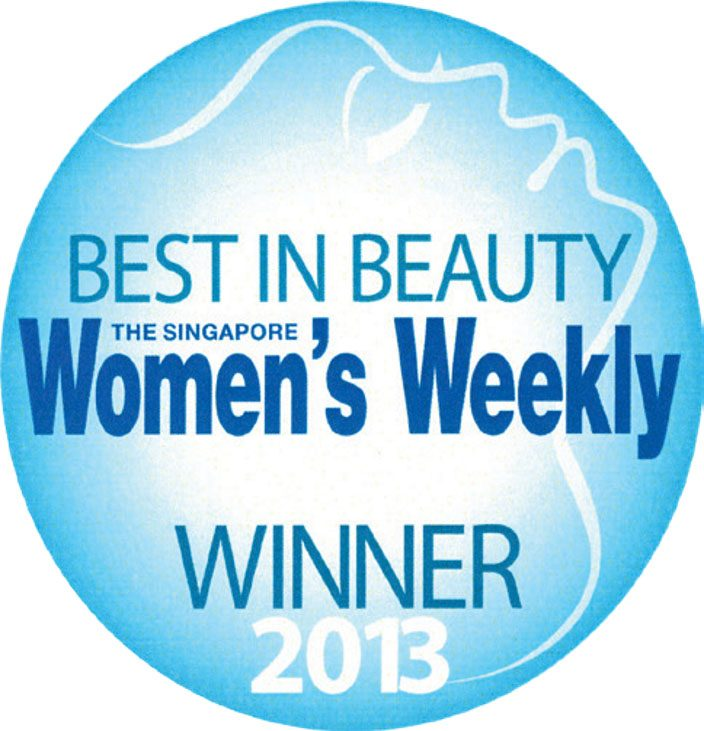 best in beauty winner 2013