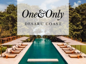 One & only desaru coast