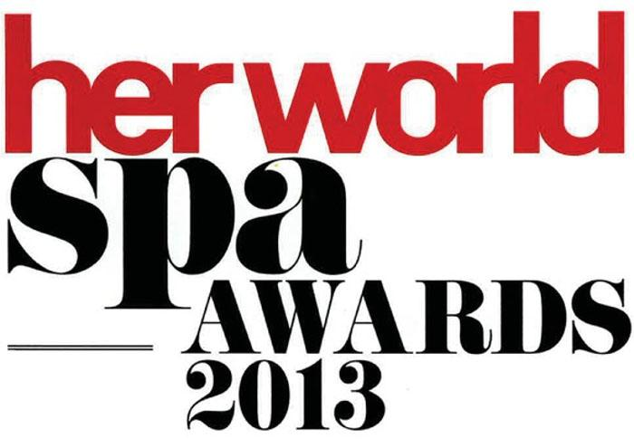 her world spa awards 2013