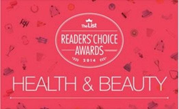 the list readers choice awards 2014